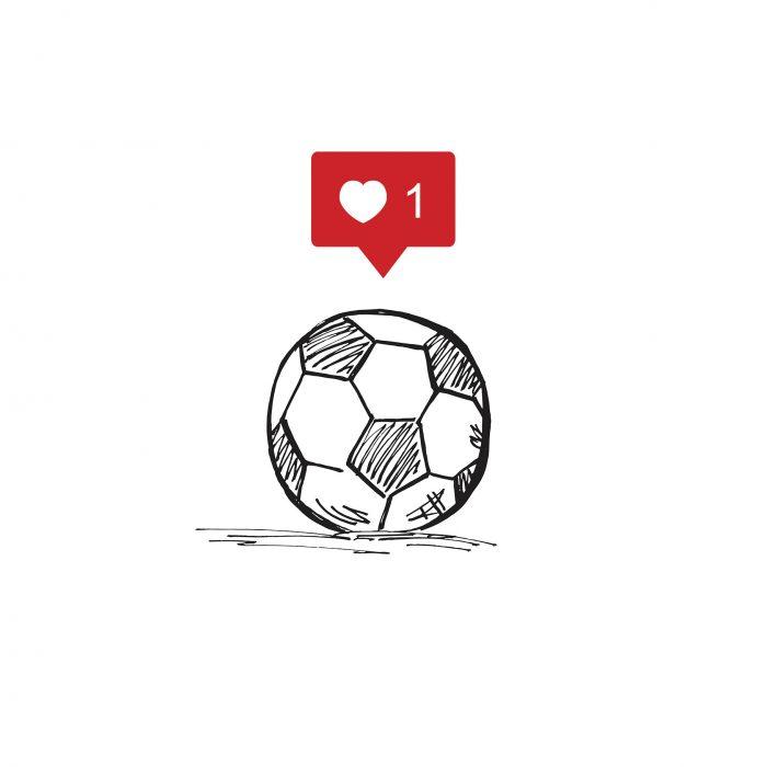 Redes Sociales y fútbol, una oportunidad
