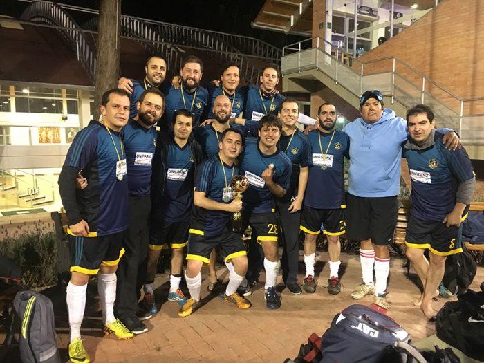 Amigos, confianza y fortaleza es lo que hacen al Club Atlético 1825