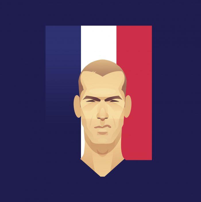 Zidane, el genio que se reinventó
