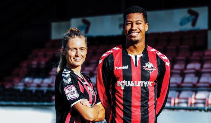 Lewes FC dio una lección de igualdad al mundo