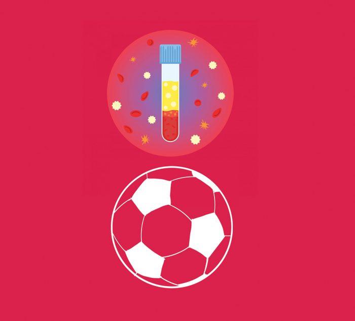 Plasma, el milagroso tratamiento de las lesiones deportivas