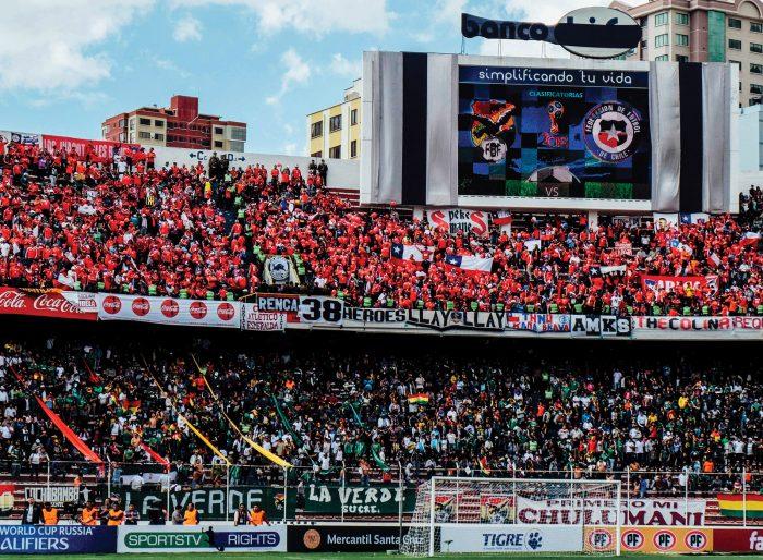 Bolivia – Chile, más que un partido de fútbol