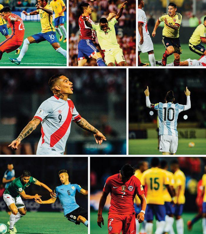 El realismo mágico del fútbol sudamericano