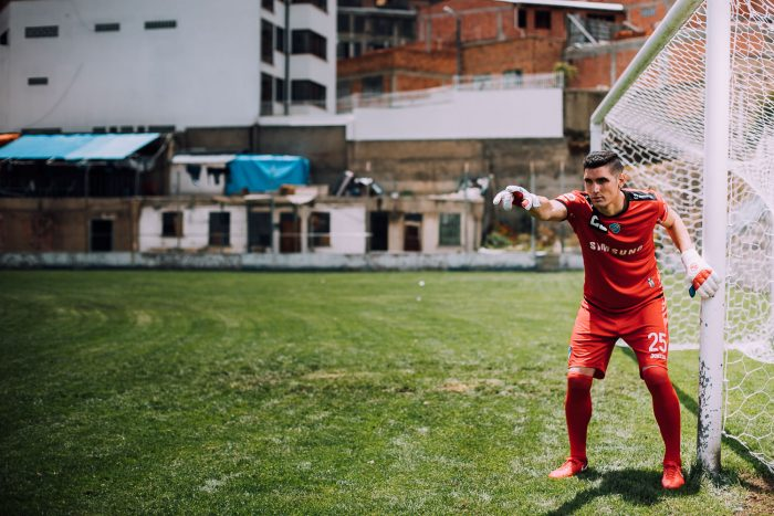MATÍAS DITURO El crack que apostó por Bolivia