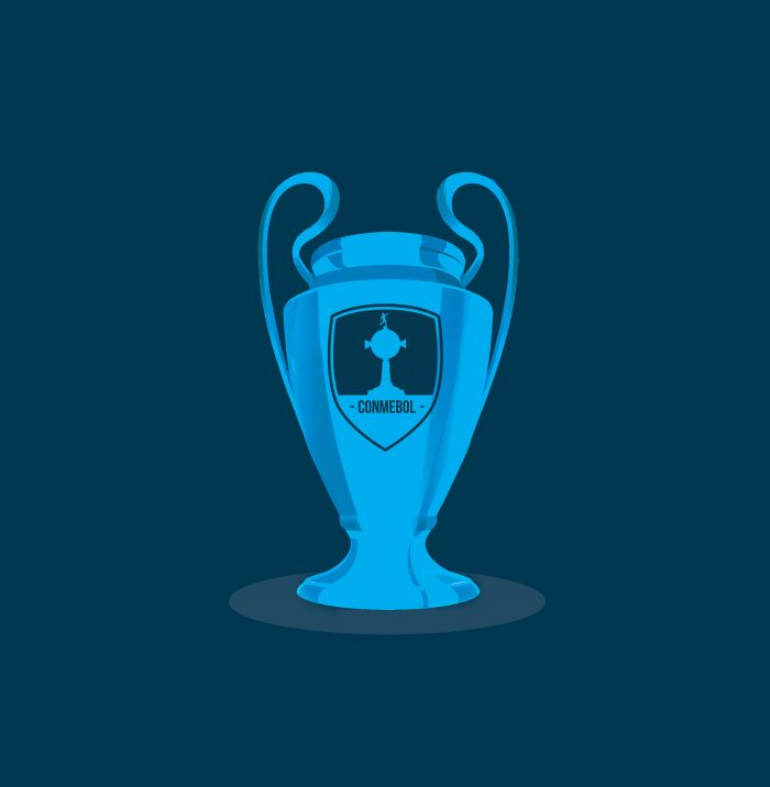Final de Copa Libertadores al estilo europeo
