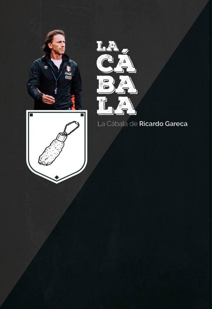 LA CÁBALA – RICARDO GARECA