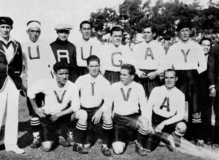 BOLIVIA EN LOS MUNDIALES 1/1930
