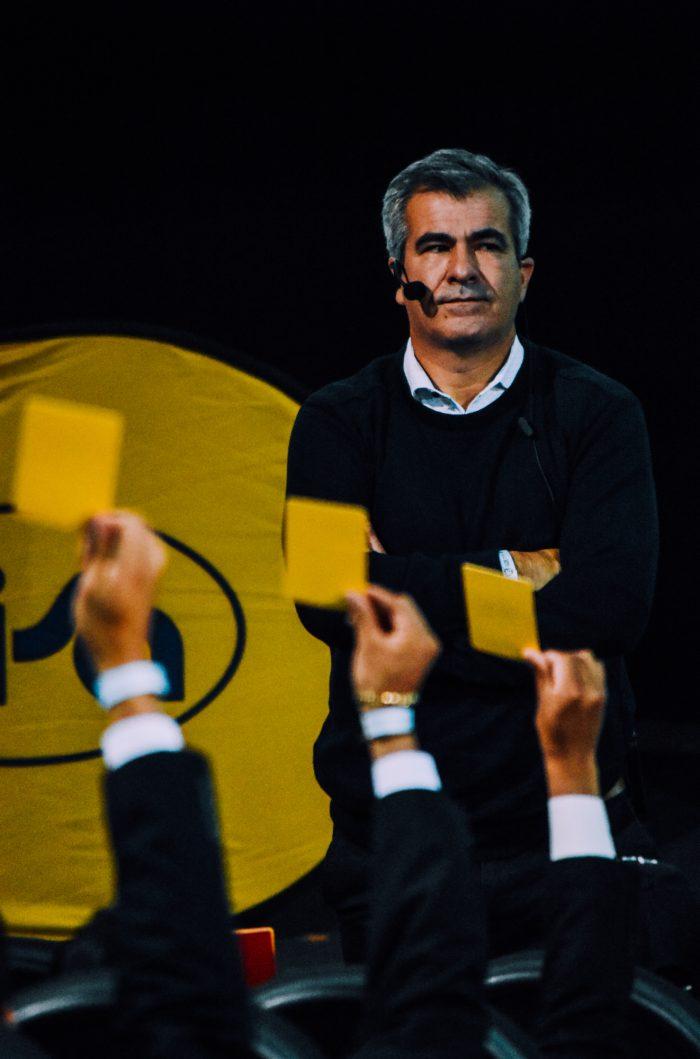 Horacio Elizondo, perfecta combinación de justicia, deporte y docencia