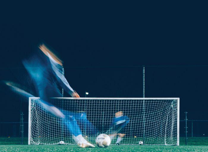 Entrenamiento físico en el fútbol