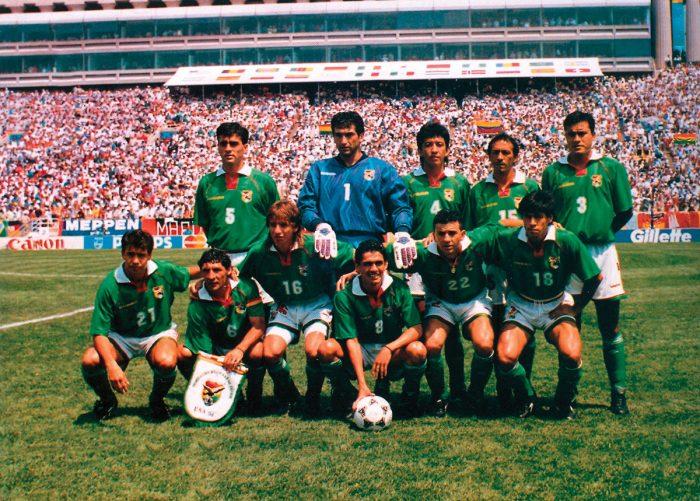 el timao, la gloriosa selección de 1994