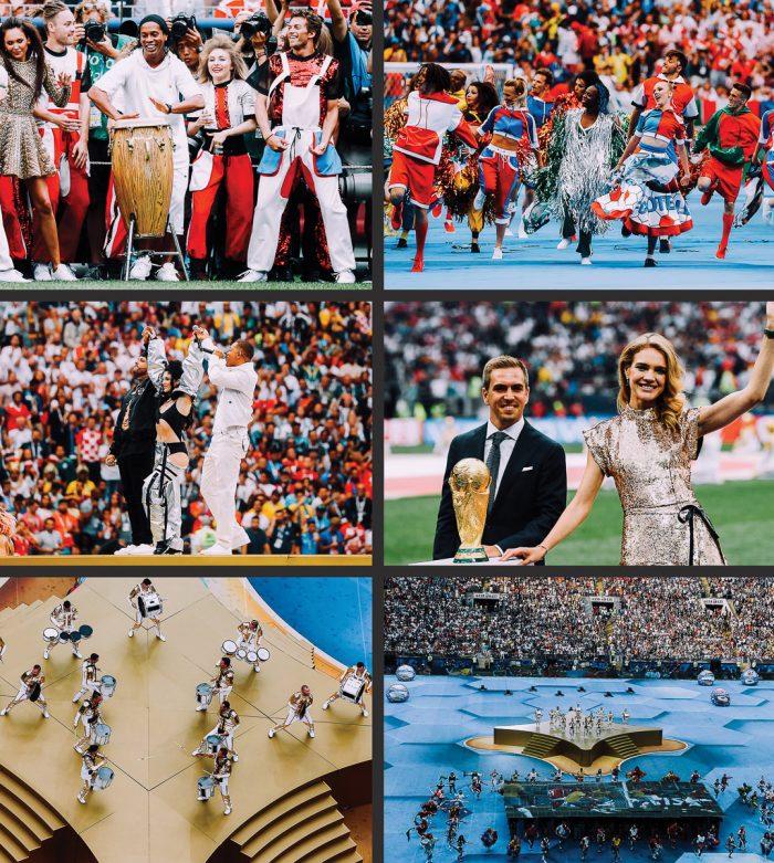 Impecable cierre del Mundial Rusia 2018