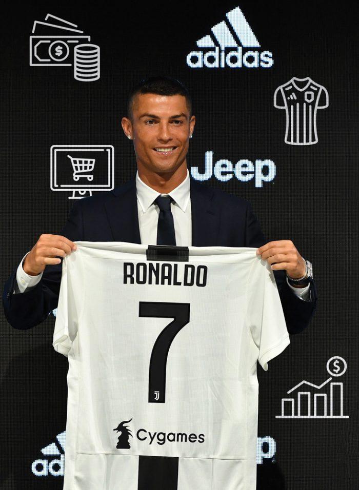 El efecto Cristiano Ronaldo en Italia