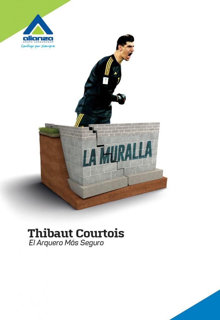 Thibaut Courtois, el arquero más seguro